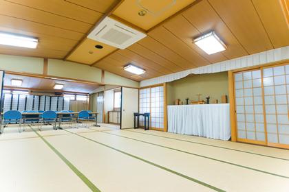 浦田会館 本館 【2階】大広間控え室