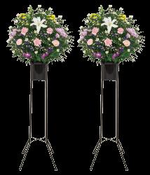 一般会葬者様用供花(1対)