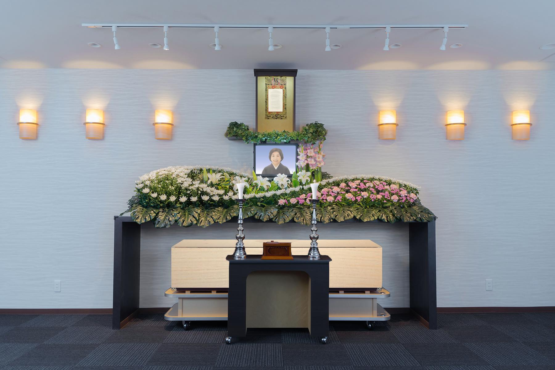 新館:プレミアプラン(一日葬)