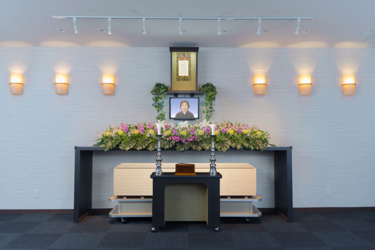 てらすプラン(一日葬)の写真(No.2)