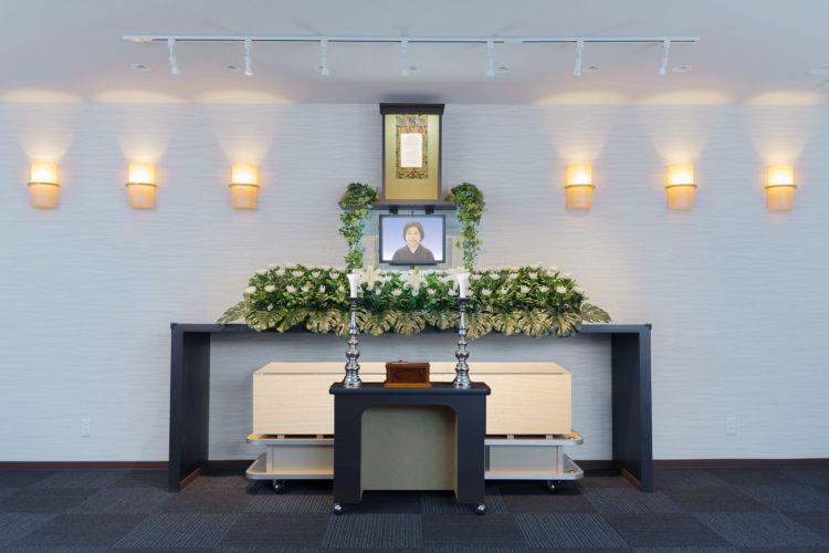 てらすプラン(一日葬)の写真(No.1)