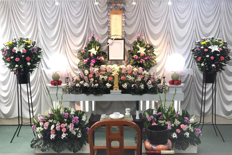 家族葬プランの写真(No.1)