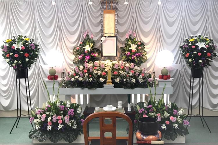 本館:家族葬プラン