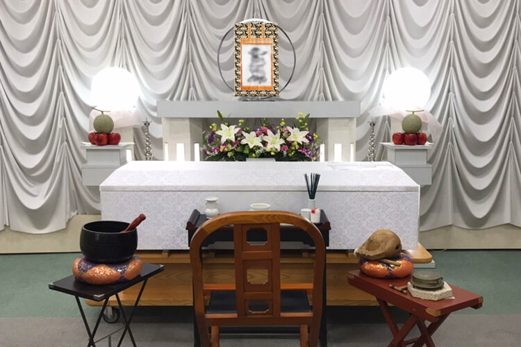 シンプル一日葬プランの写真(No.1)