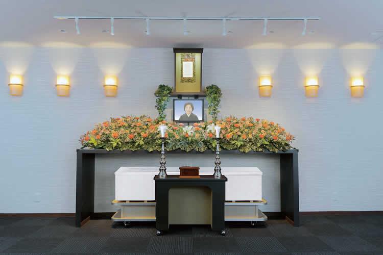 プレミアプラン(一日葬)の写真(No.2)